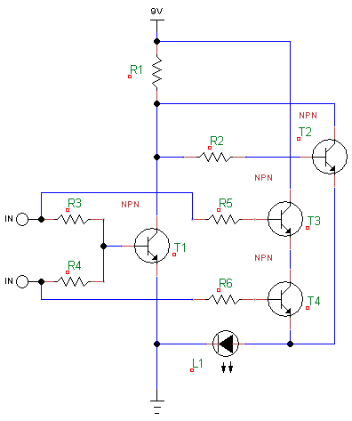 Logic xnor gate using transistors xoftc ccuart Images
